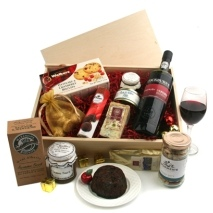 Fantastic Christmas hamper from SmartGiftSolutions