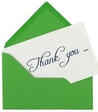 Thank You For The Bonus Employee Thank You Note Examples