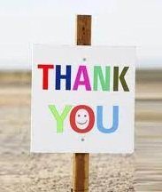 find many ways to say thank you